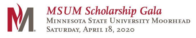 Spring Scholarship Gala